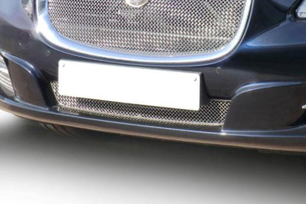 Jaguar X351 Lower Mesh Grille Set